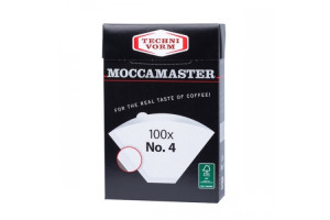 Moccamaster Paper Filters | Size 4