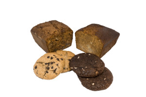 Pastry Pack: Cookies & Bread