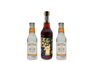 Rarity Cool Joe Pack | 92 SCA points Panama Coffee & 2 Tonic Water