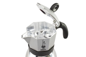 Moka pot Bialetti Induction gri 3tz