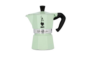Moka Pot Bialetti Express 3tz Mint Green